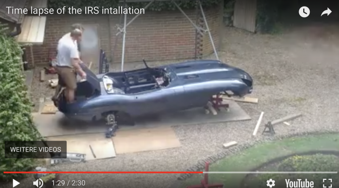 Great video I found on Etype UK Forum