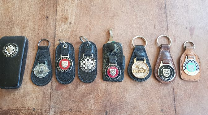 Newly added Jaguar keyfobs for sale